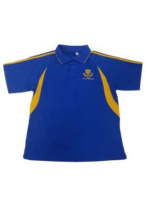St John's College PE Polo (Senior)